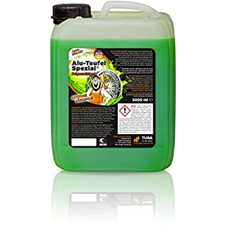 TUGA CHEMIE Alu-Teufel Spezial Felgenreiniger, 5000 ml