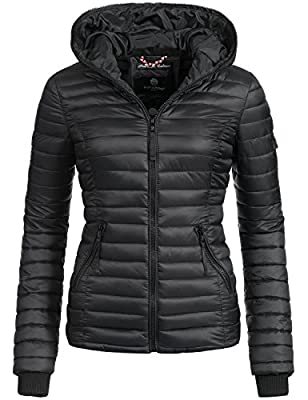Navahoo Ladies' Between-Seasons Puffer Jacket Kimuk 23 Colors XS-XXL