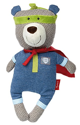 erheld Bär, hero bear, Papa und Me, Blau, 38695 ()