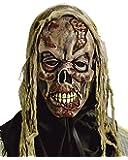 Fetzen Zombie Maske für Halloween