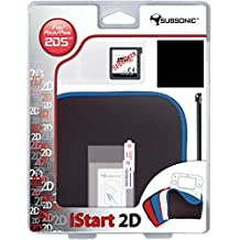 Subsonic - Juego de accesorios para consola (compatible con Nintendo 3DS y 2DS)