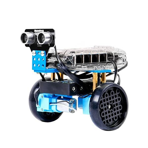 51Oo UAxR8L. SS600  - Makeblock 90092 mBot Ranger. Robot Educativo 3 en 1 programable con Arduino Scratch.