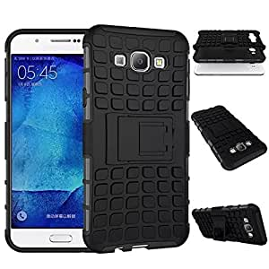 Helix Dual Kickstand Armor Case Cover For Samsung Galaxy ON5