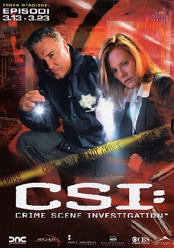 CSI - Crime Scene Investigation Stagione 03 Episodi 13-23