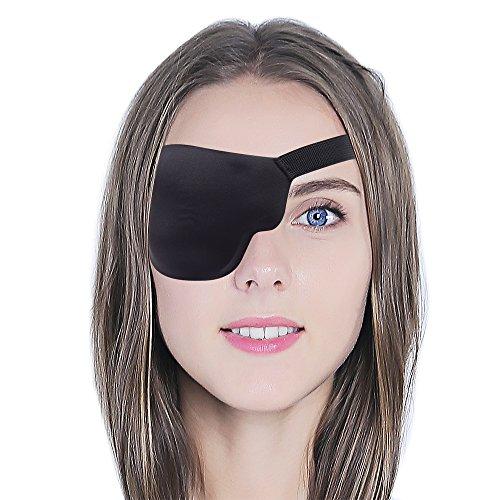 Parche 3D ojos tratamiento ojos cansados