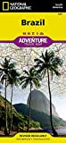 Brasilien: NATIONAL GEOGRAPHIC Adventure Maps