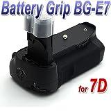 Meike MK-7D Grip Batterie pour Canon EOS 7D Noir