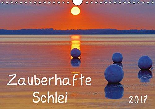 Zauberhafte Schlei (Wandkalender 2017 DIN A4 quer): Stimmungsvolle Fotografien von Deutschlands einzigem Fjord (Monatskalender, 14 Seiten ) (CALVENDO Natur)