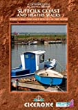 Suffolk Coast and Heaths Walks: 3 Long-distance Routes in the AONB (British Long Distance Trails) (Cicerone Guides) by Laurence Mitchell (2012-02-10)