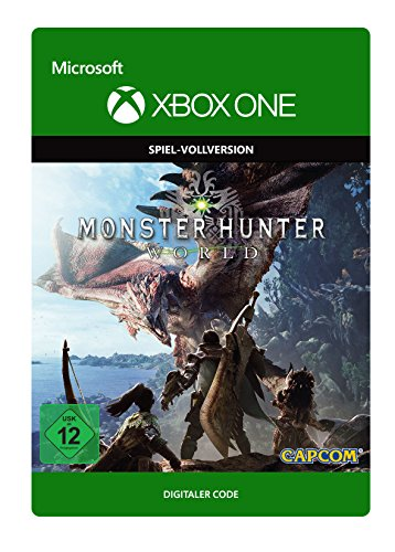Monster Hunter: World   Xbox One - Download Code (Online Code Xbox One)
