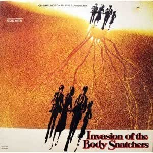 invasion of the body snatchers LP