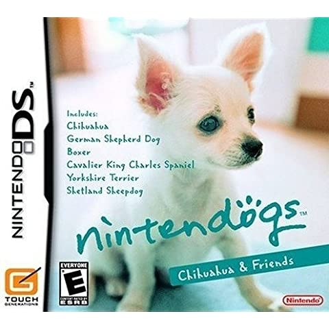 Nintendogs Chihuahua & ses amis [Edizione: Francia]