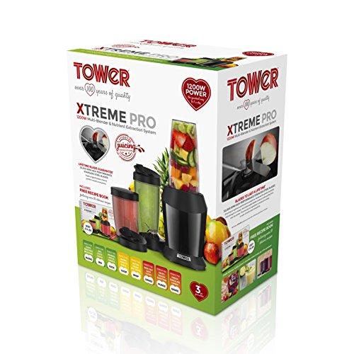 Tower T12020C Optiblend Pro, 1200 W, Cream