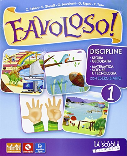 Favoloso. Per la Scuola elementare! Con e-book. Con espansione online: 1