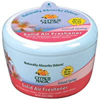 Citrus Magic Solid Odor Absorber, Island Spring, 20-Ounce