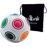 HJXDtech-HJXDtech @ Magic Regenbogen Ball 3D Tangram Puzzle Ball Magischer Würfel Dekompression Spielzeug