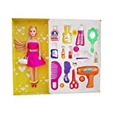 DreamBag - Miss World Doll With Girl Accessories