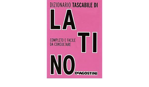 Amazon Mini Dizionario it Latino Libri BgwfBrq