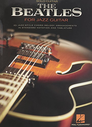The Beatles For Jazz (Guitar Tab Book)