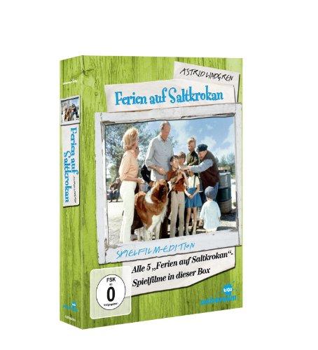 Ferien auf Saltkrokan - Teil 1-5 [5 DVDs]: Alle Infos bei Amazon