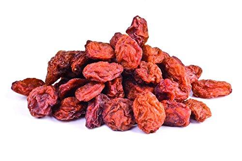 Bio Manucca Rosinen 1 kg FAIRTRADE Brown Manuka Manukka mit 2-3 essbaren gesunden Traubenkernen, Samen, sonnengetrocknet Rohkost, ungeölt und ungesüßt, aus Usbekistan 1000g