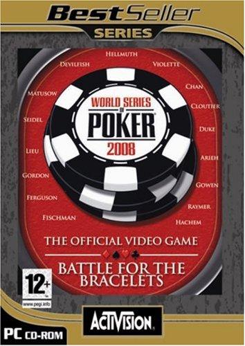 World Series Of Poker 2008 - PC - FR
