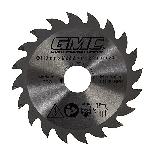 GMC GTS1500 Disco de Corte TCT