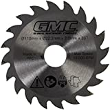 GMC GTS1500 Lame de scie TCT 20 dents
