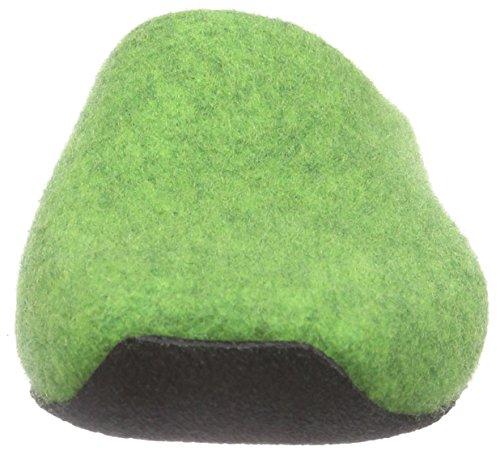 Kitz-Pichler JU 720 Unisex-Erwachsene Pantoffeln Grün (green 4801)