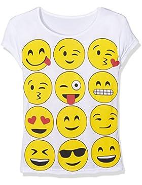 Jolly Rascals Mädchen T-Shirt Ssemojit