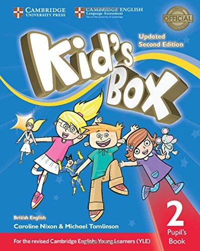 Kid's box. Level 2. Per Scuola elementare. Con e-book