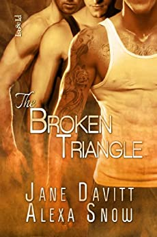 The Broken Triangle (English Edition) par [Davitt, Jane, Snow, Alexa]