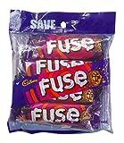 #4: Cadbury Fuse Milk Chocolate, 180g Combo Pack