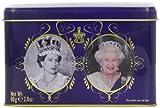 New English Teas Queen Elizabeth II Tin 80 g (40 Teabags) [Grocery]