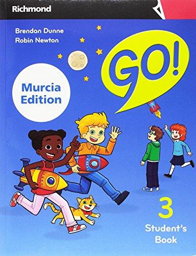 GO! 3 STUDENT'S MURCIA EDITION