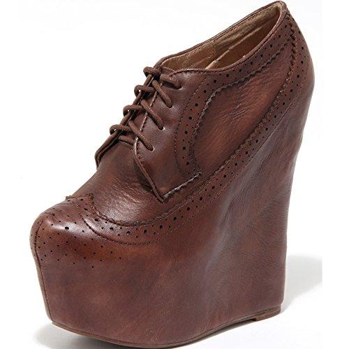 6797H tronchetti donna JEFFREY CAMPBELL spotlight scarpe shoes ankle boots women [39]