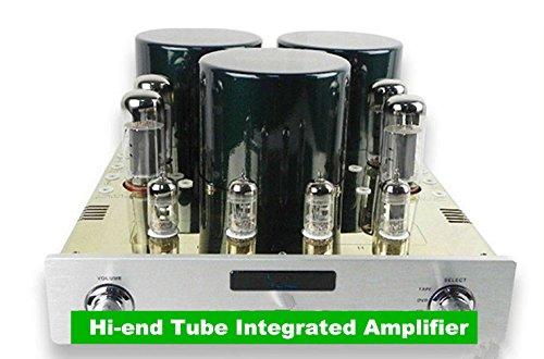 Preisvergleich Produktbild GOWE EL34 UNTERDRUCKLEITUNG Hi-end Tube integriertem Verstärker, Á4 12AX7B EL34B ¡¡¡Á2 Á2 12AU7