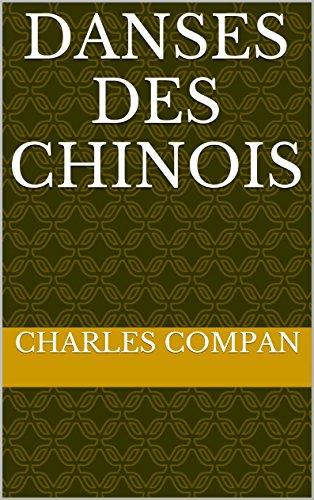 Livre DANSES DES CHINOIS pdf