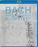 Bach, J.S.: Mass in B Minor (Landshamer, Kulman, Lattke, Pisaroni, Dresden Chamber Choir, Leipzig Gewandhaus Orchestra, Blomstedt) (NTSC) [Blu-ray]