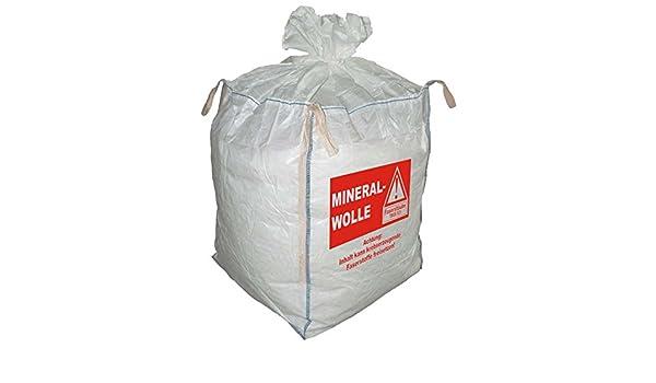 5 Mineralwoll S/äcke 1400x2200mm KFM Sack Big Bag MiWo 3,50EUR//St/ück