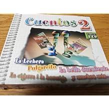 CUENTOS INFANTILES 2CDS-LA LECHERA - PULGARCITO Y MUCHOS MAS