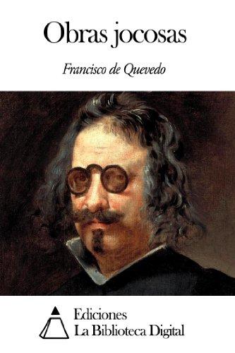 Obras jocosas por Francisco de Quevedo