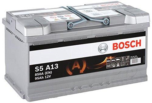 Preisvergleich Produktbild Bosch 0092S5A130 Batterie AGM 12 V 95 mAh 850 A B13