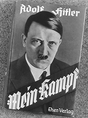 Mein Kampf : noir sur blanc (French Edition)