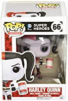 Funko - Figurine DC Comics - Harley Quinn Rolle...