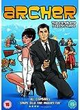 Archer: Season 3 [Edizione: Regno Unito] [Reino Unido] [DVD]
