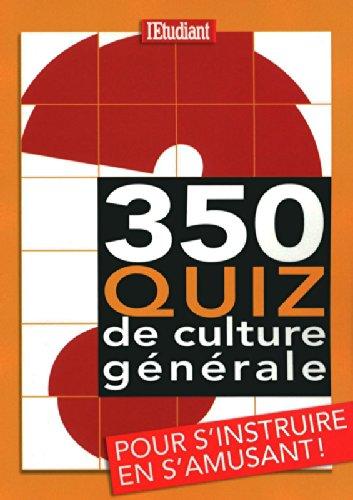350 quizz de culture générale