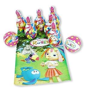 Todo es Rosie - Juego de bolos (Saica Toys 8920)