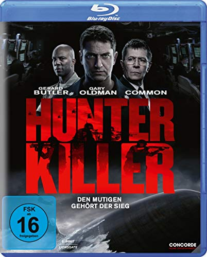 Hunter Killer [Blu-ray]