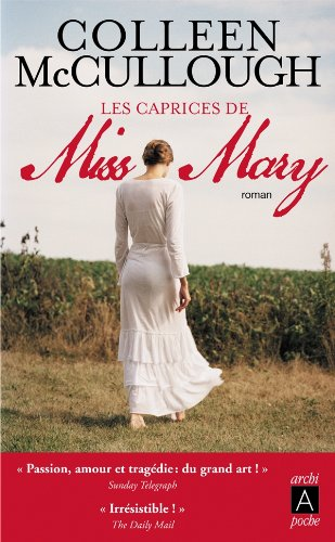 Les caprices de Miss Mary